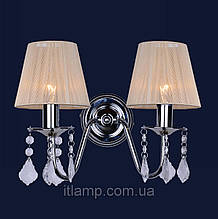 Бра абажурное Levistella 720W4002WH-2WH IVORY