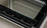 Духовой электрический шкаф Fabiano FBO 240 Lux Black Glass, фото 6