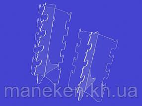 Підставка під окуляри 5 рівня(КРО-01-03)(3с)