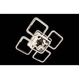 Светодиодные люстры Linisoln 5588-4+1 CH, фото 5