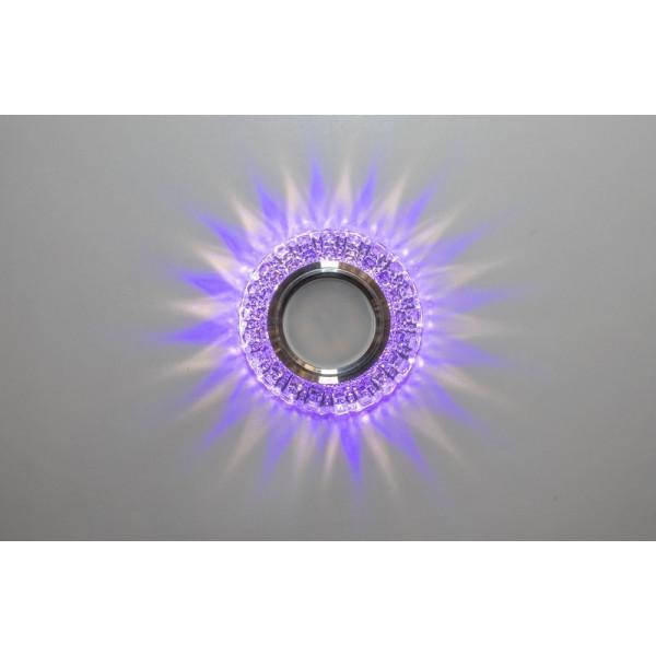 Точечные светильники врезные Linisoln 2112 WH+BL