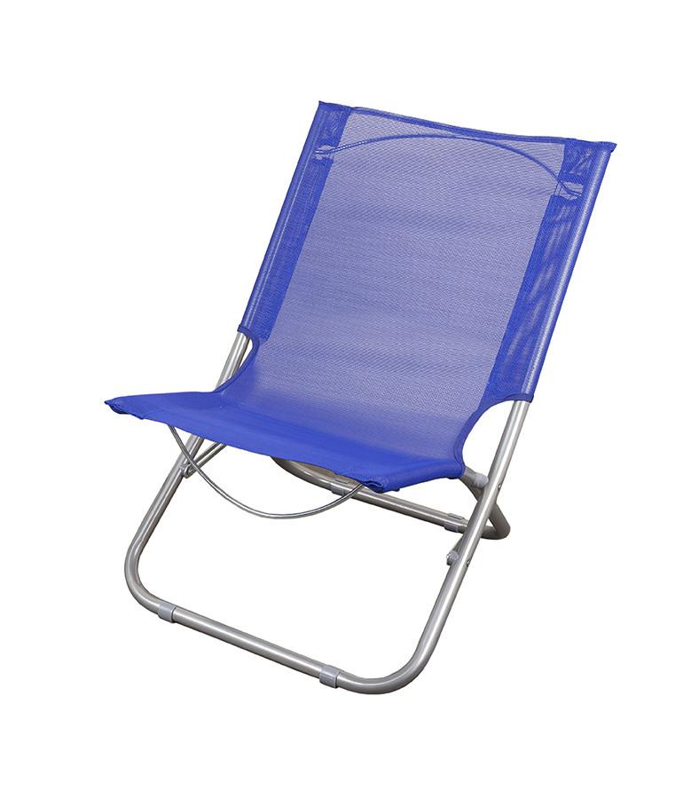 Стул кресло шезлонг складной для пикника отдыха пляжа дачи сада Levistella GP20022303 BLUE