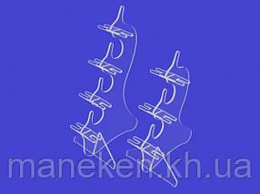 Підставка під окуляри 3 полиці(КРО-02-01)(Н)