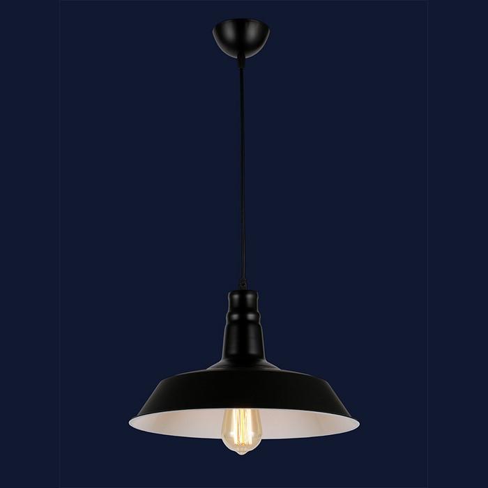 Светильник Levistella 7546452-1 BK+WH(360)