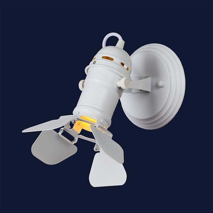 Бра лофт прожектор Levistella 761BSD01-1 WH
