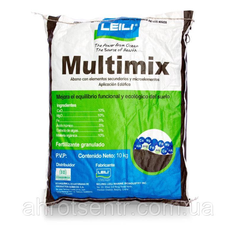 Добриво МУЛЬТІМІКС / MULTIMIX, 10 кг Leili
