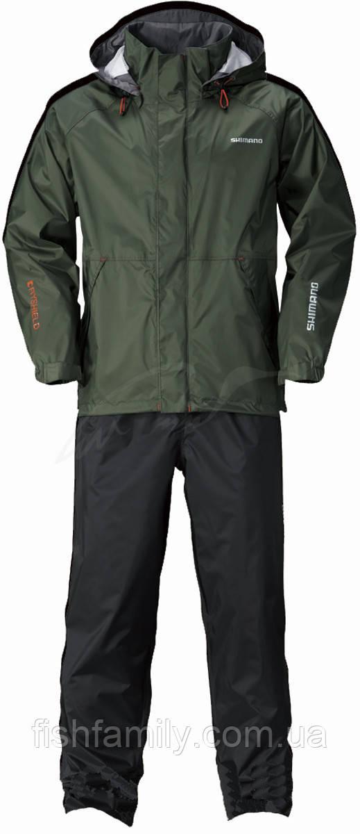 Костюм Shimano DryShield Basic Suit ц:хаки