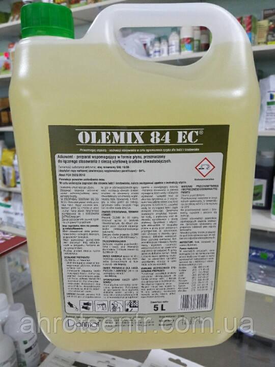 ПРЕПАРАТ ОЛЕМІКС 84%, К. Е. 5л (Польща)