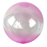 "Шар Bubbles розовый кристалл, Китай 45 см (18"")"