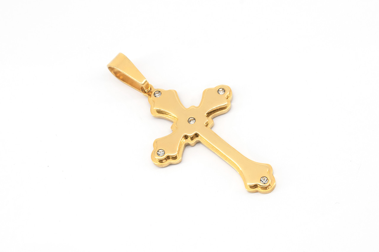Крестик 250 Stainless Steel 1325629740