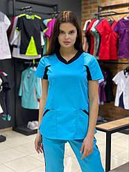"""Жіночий медичний костюм """"Инвита"""""""