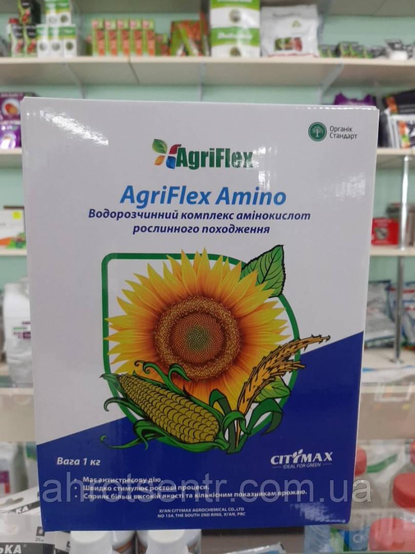 Водорозчинне добриво Agriflex Amino / АГРІФЛЕКС АМІНО (Амінокислот-50%), 1 кг