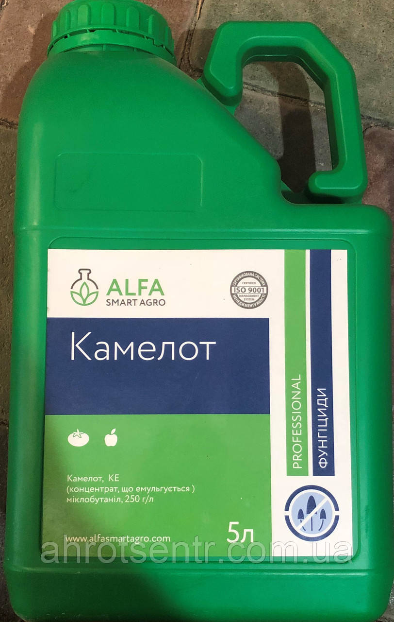 Фунгицид Камелот К.Е. 5л  ALFA Smart Agro