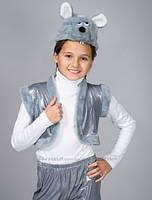 """Карнавальный костюм """"Мышонок"""", размер от 3 до 6 лет"""