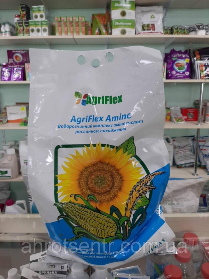 Водоростворимое добриво АГРИФЛЕКС АМИНО (Амінокислот-50%), 5 кг