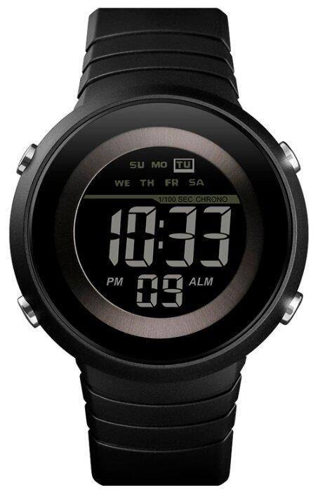 Наручний годинник Skmei 1193 ultra чорні