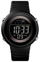 Наручний годинник Skmei 1193 ultra чорні, фото 1