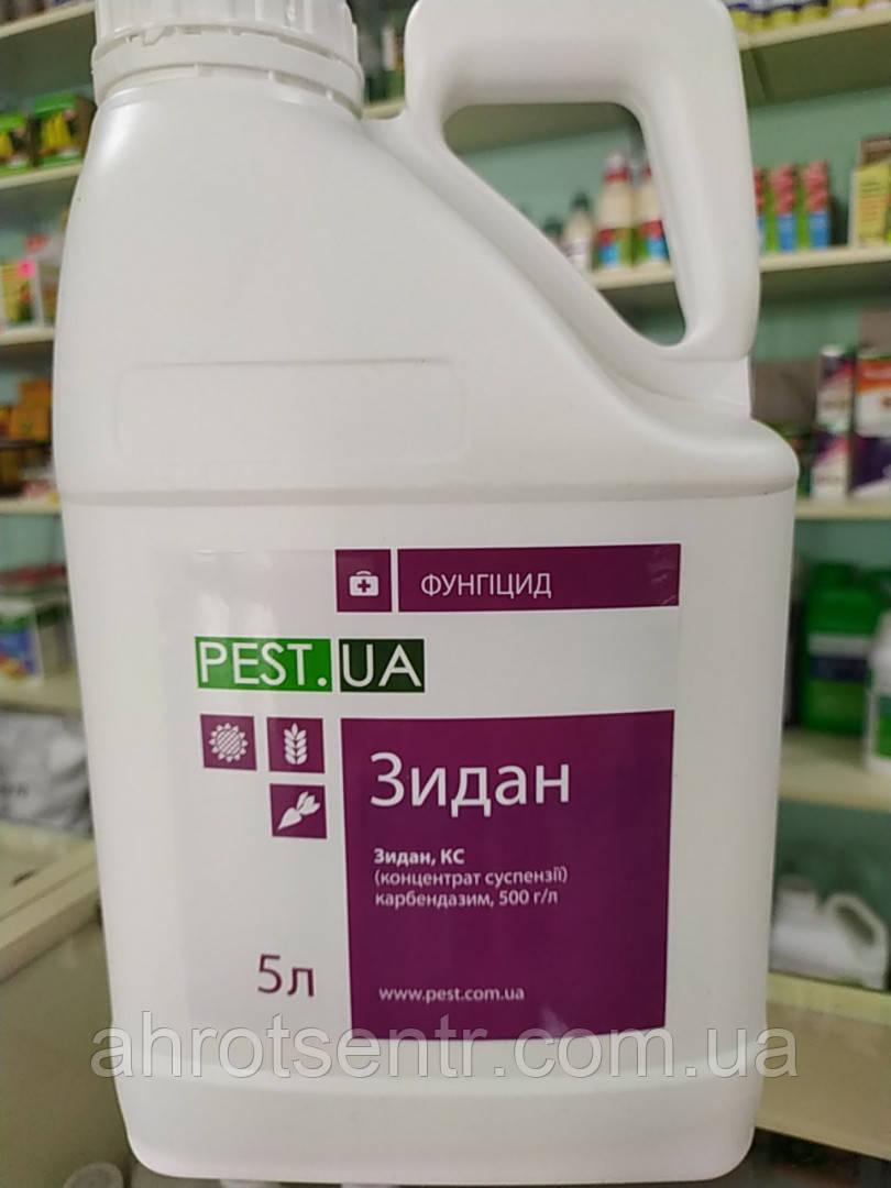 Фунгицид Зидан 5 л (Дерозал, Альфа-Стандарт, Макас, Штефозал)  Pest