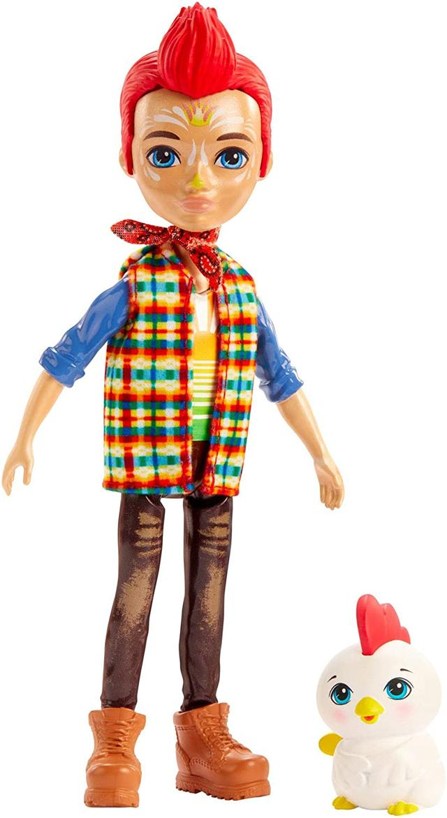 Enchantimals Redward Rooster Doll