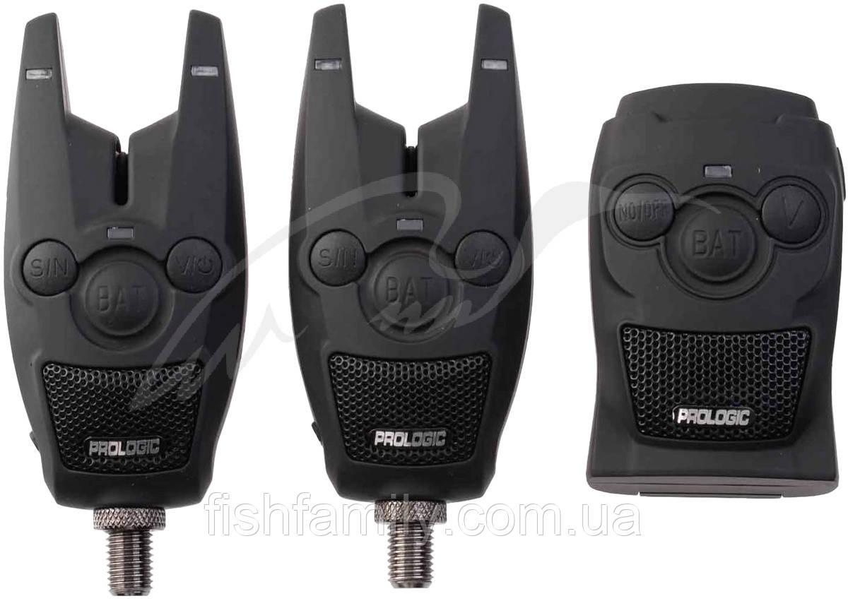 Набір сигналізаторів Prologic BAT+ Bite Alarm Set 2+1 синій