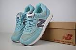 Кросівки розпродаж АКЦІЯ 650 грн останні розміри New Balance 36й(23см), 37й(23,5 см) копія люкс, фото 4
