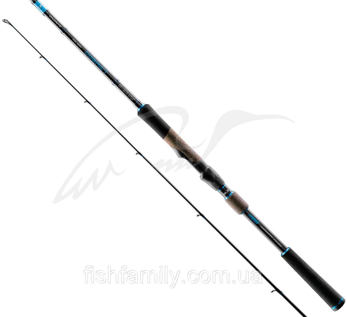 Спінінг Favorite SW Cobalt SCBL-902MH 2.74 m 10-35g PE #1.0-2.0 Mod.Fast