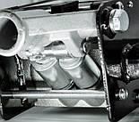 Домкрат підкатний гідравлічний 3 т 75/500 мм Hercules Elegant Maxi EL 350 007 з подвійним штоком, фото 3