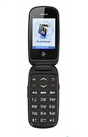 Мобильный телефон 2E E181 Dual Sim Black, фото 1