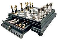"""Шахматы подарочные, элитные Italfama """"Arabescato"""""""