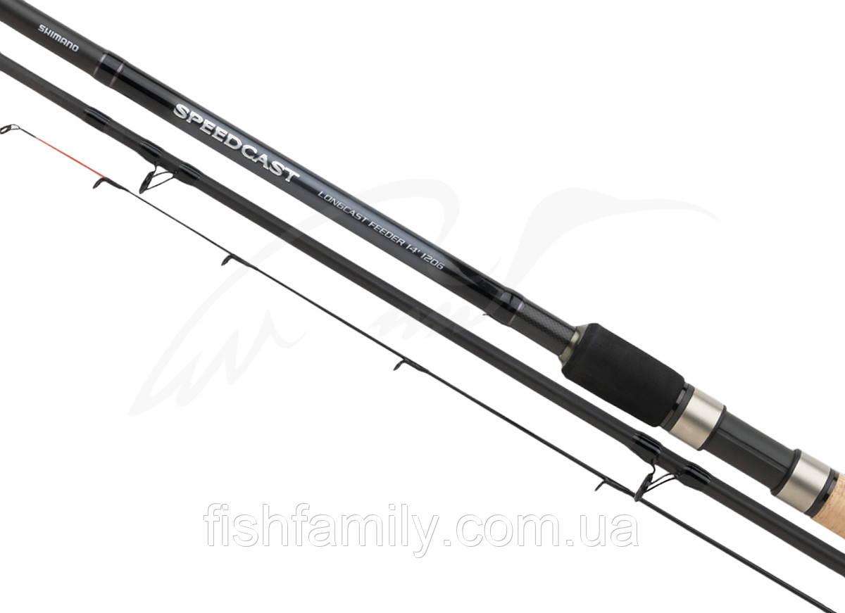 Фідерне вудлище Shimano Speedcast Feeder LC 4.27 m max 150g