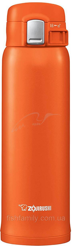 Термокружка ZOJIRUSHI SM-SHE48VO 0.48 л ц:помаранчевий