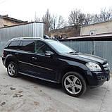 Бампер передний Mercedes GL 6 X 164 2006 2007 2008 2009 2010 2011 2012 гг, фото 5