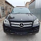 Бампер передний Mercedes GL 6 X 164 2006 2007 2008 2009 2010 2011 2012 гг, фото 4
