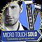 Мужской триммер Micro Touch Solo, Машинка для стрижки бороды 3 в 1, фото 3