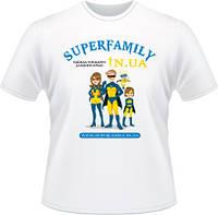 Футболка Superfamily - одежда и подарки для всей семьи!