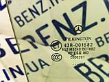 Стекло задних правых дверей Mercedes W204/S204/C204 A2047350210, фото 3
