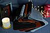 """Обложка для блокнота А5 """"Модель № 1"""", Кожа Итальянский краст, цвет Черный, Оттиск №2, фото 10"""