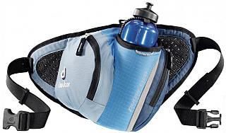 Уникальная спортивная сумка на пояс Deuter Pulse Two 39080 3333 синий