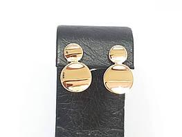 Золотые серьги. Артикул 210080