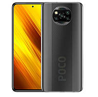 Cмартфон Poco X3 6/128GB NFC Shadow Gray Global Version 1 Год Гарантии