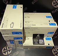 Сертифицированные латексные перчатки супер качества Nitrylex Santex Mercator M,L размеры 100 шт/уп!