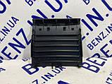 Накладка центральной консоли сзади C207/W204 A2046820116, фото 2