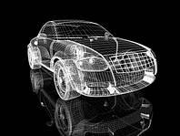 Авто будет доступно в 3Д