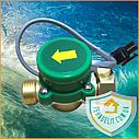 Насос для повышения давления воды в системе KOER KP.P15-GRS15 (с гайками, кабелем и вилкой) (KP0255), фото 4