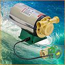 Насос для повышения давления воды в системе KOER KP.P15-GRS15 (с гайками, кабелем и вилкой) (KP0255), фото 6
