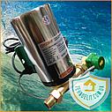Насос для повышения давления воды в системе KOER KP.P15-GRS15 (с гайками, кабелем и вилкой) (KP0255), фото 2