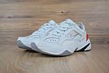 Кросівки M2K Tekno розпродаж АКЦІЯ 650 грн останні розміри Nike 36й(23см) копія люкс, фото 5