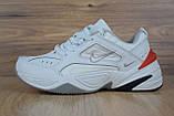 Кросівки M2K Tekno розпродаж АКЦІЯ 650 грн останні розміри Nike 36й(23см) копія люкс, фото 6