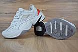 Кросівки M2K Tekno розпродаж АКЦІЯ 650 грн останні розміри Nike 36й(23см) копія люкс, фото 7