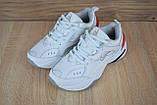 Кросівки M2K Tekno розпродаж АКЦІЯ 650 грн останні розміри Nike 36й(23см) копія люкс, фото 9